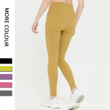 buttery soft high waisted leggings